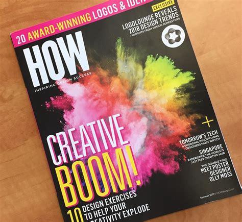 Design Magazines by How Design Magazine Best Magazine For Graphic Web