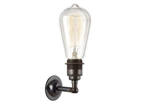 period wall light bronze e27 bulb holder