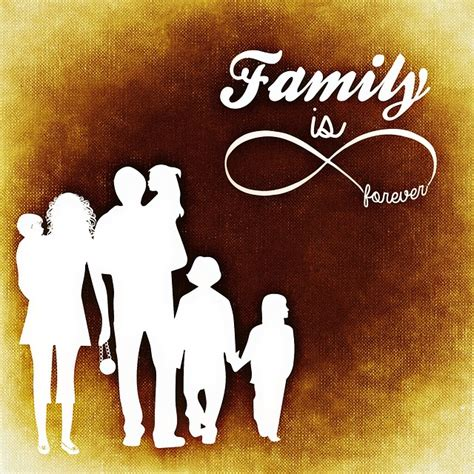 Images Of Family Family Children Silhouette 183 Free Image On Pixabay
