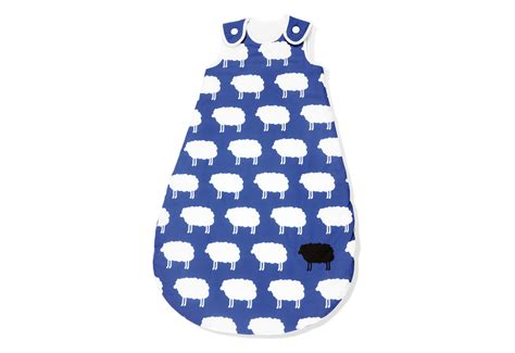 schlafsack happy sheep blau winter 90 cm pinolino kindertr 228 ume