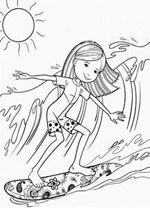 Surf Drawing At Getdrawings