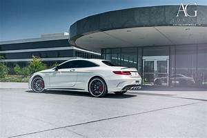 Mercedes S63 Amg : ag luxury wheels mercedes benz s63 amg coupe forged wheels ~ Melissatoandfro.com Idées de Décoration
