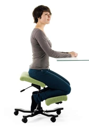 ergonomic kneeling desk chair evolution of the ergonomic kneeling chair