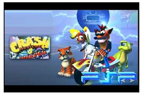 download crash bandicoot warped