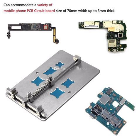 Mobile Phone Motherboard Stand Pcb Circuit Board Fixture
