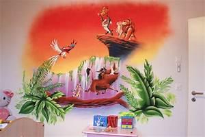 Decoration chambre simba for Couleur mur bureau maison 14 deco chambre roi lion