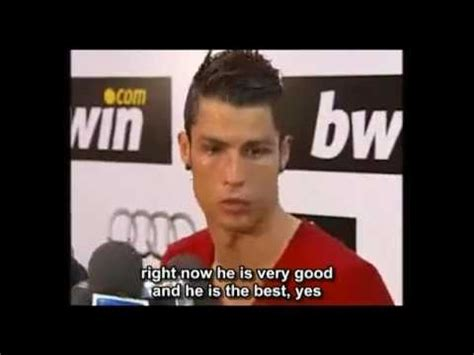 who s betten cristiano ronaldo messi is better than me