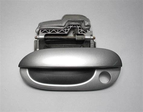 Bmw E39 5-series Plastic Left Front Exterior Door Handle