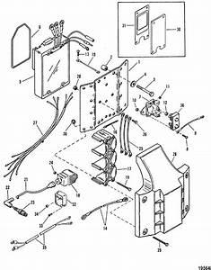 Mercury Marine V  Voltage Regulator