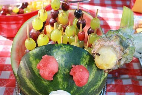 salad decoration idea