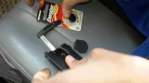 Batterie Renault Clio 3 : how to change battery renault megane key card youtube ~ Gottalentnigeria.com Avis de Voitures