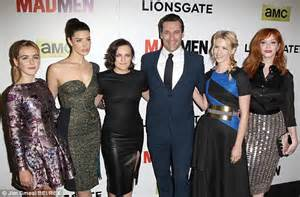 Kiernan Shipka looks stylish at Mad Men season seven ...
