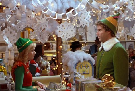 holiday lights and movie sites 21 things you might not know about 39 elf 39 mental floss