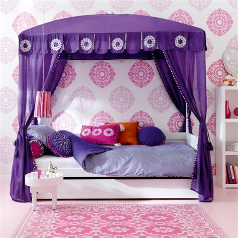morocco chic  poster cabin bed lifetime furniture