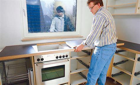 küche bauen ikea küche selbst aufbauen valdolla