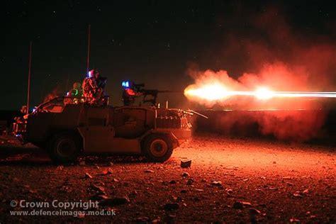 soldiers night firing  cal weapon  jordan flickr
