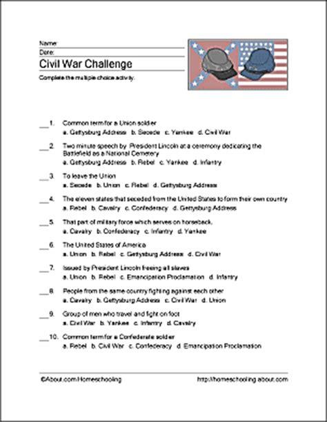 civil war wordsearch vocabulary crossword