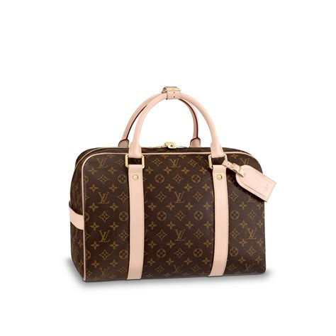 carryall monogram canvas travel louis vuitton