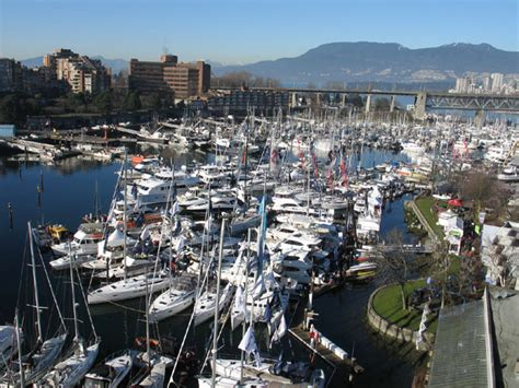 Boat Show Vancouver Island vancouver boat show sv yachts and boats