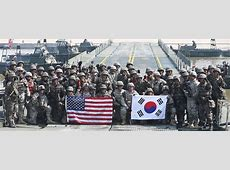 North Korea to US Stop Your South Korean War Games and We