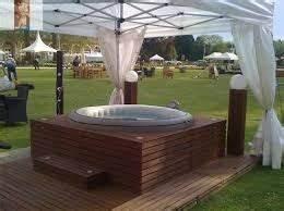 Best 25 hot tubs ideas on pinterest jacuzzi outdoor hot for Superior idee deco terrasse exterieure 6 bois composite hmt