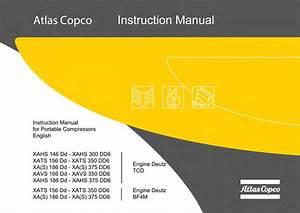Mielprop  U2022 Blog Archive  U2022 Atlas Copco Xahs Parts Manuals