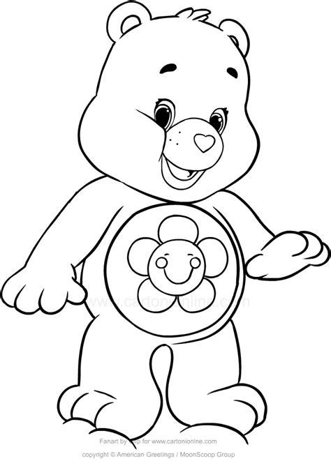 disegno cuore da stare e colorare disegno di amicorso orsetti cuore da colorare