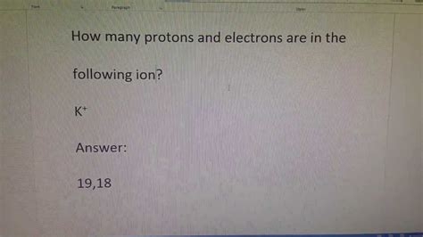 Number Of Protons In Potassium by Potassium Periodic Table Protons Neutrons And Electrons