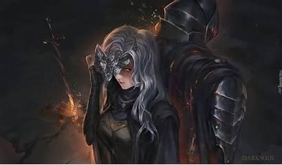 Souls Keeper Dark Fire Iii Knight 4k