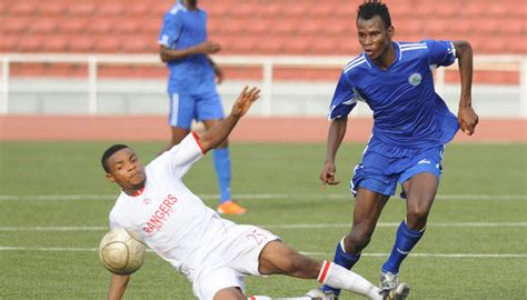 Enugu govt secures insurance cover for Rangers FC players ...