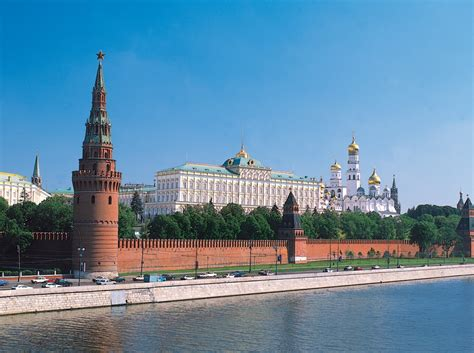Cruises To Russia
