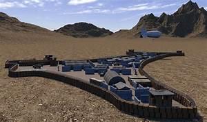 3D model Forward Operating Base | CGTrader