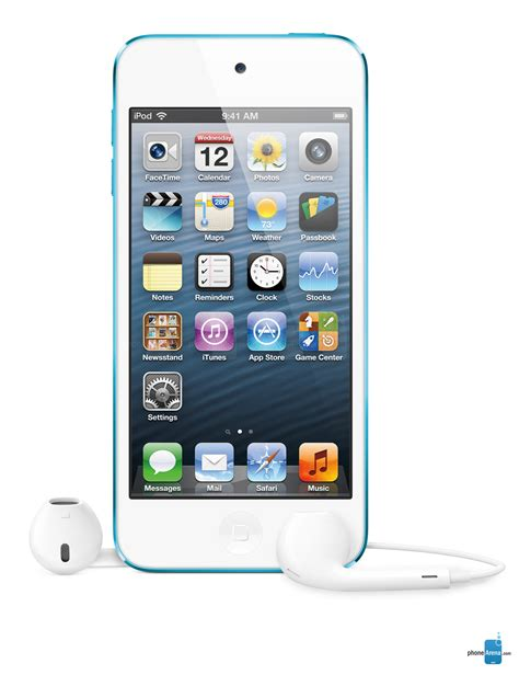 Apple iPod touch 5th generation specs