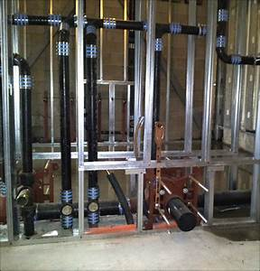 Industrial Plumbing Work