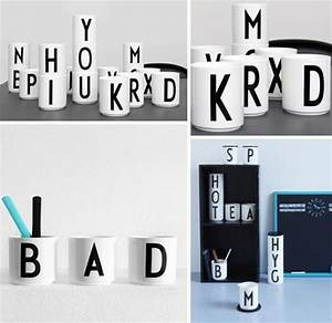 design letters melamine alphabet cutlery set oh happy fry With arne jacobsen letters