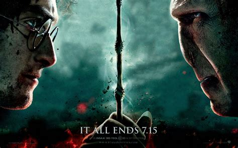 harry potter  part  wallpapers hd wallpapers id