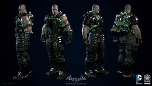 Bane Arkham Origins Character Art | BATMAN Arkham Origin ...