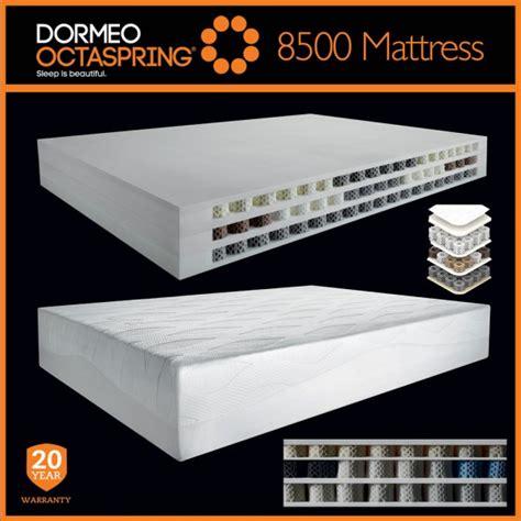 dormeo octaspring 8500 mattress free uk delivery