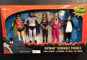 TOY FAIR EXCLUSIVE Batman 66 Wave 2 And Animated