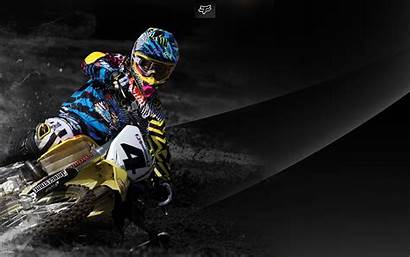 Wallpapers Fox Racing Motocross Mx Backgrounds Dirt