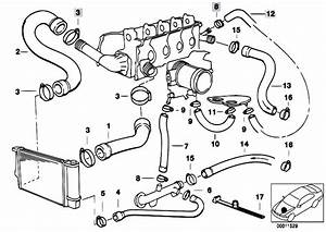 Original Parts For E36 318i M43 Sedan    Engine   Cooling