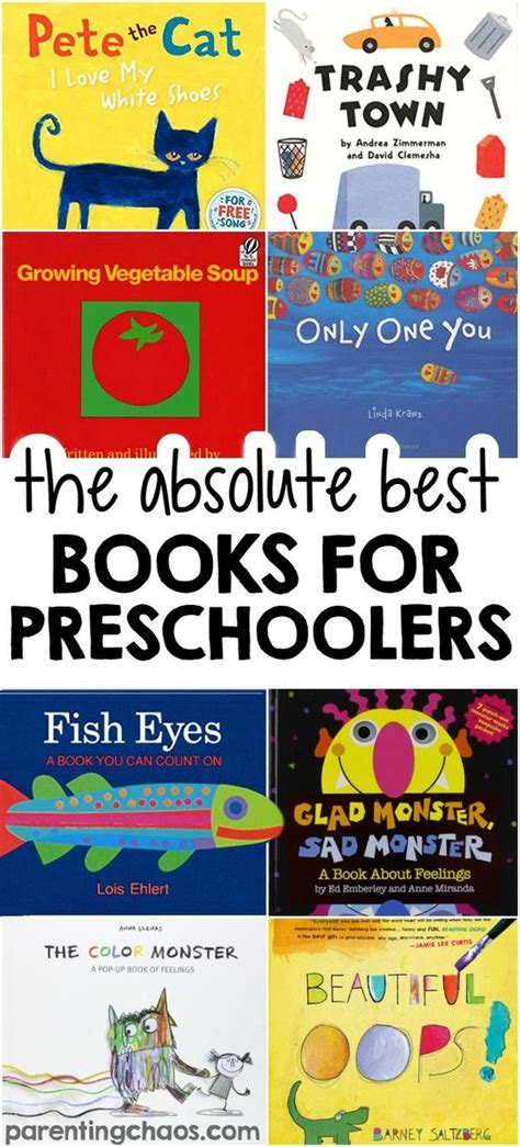 100 of the best books for preschoolers book ideas and 100 | 2d1fbb494528ae835c60356db6f83173