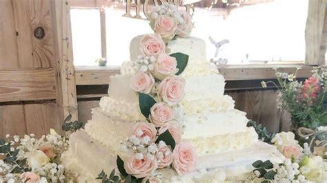diy costco wedding cake hack  trader joes