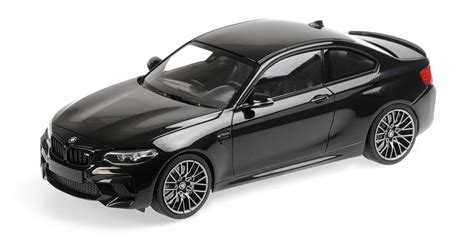 bmw  competition  black metallic minichamps