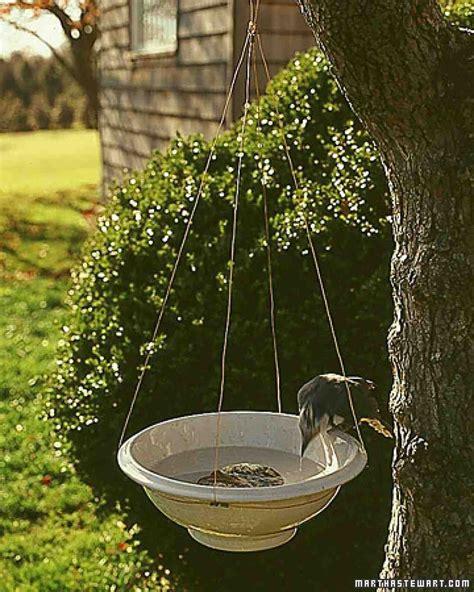 hanging bird basin hanging bird bath bird bath outdoor gardens