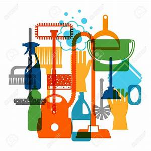 Interior Designs clipart housekeeping - Pencil and in ...