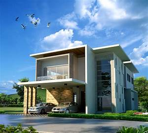 Modern Bungalow House Design Asian Friv ~ idolza