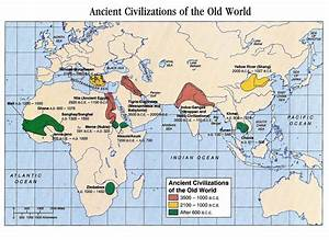 [Image] Map of Ancient Civilizations of the Eastern ...
