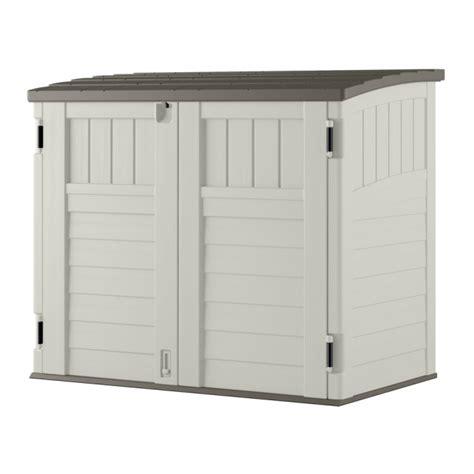 suncast storage cabinets storage designs