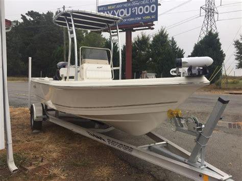Bulls Bay Boats South Carolina by 2017 Bulls Bay 2000 Clover South Carolina Boats